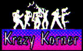 Welcome to Krazy Korner!!!